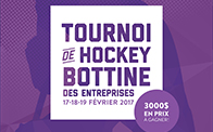 Hockey bottine